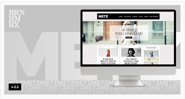 Metz-theme-wordpress