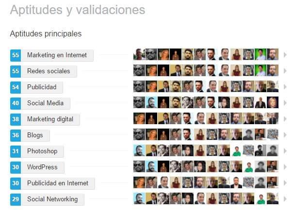 LinkedIn Espana buscar empleo